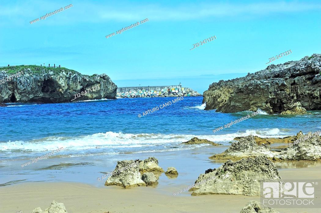 Imagen: Toró Beach. Llanes, Asturias, Spain.