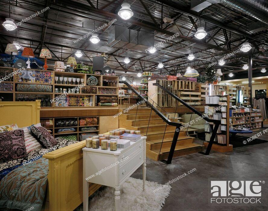 Stock Photo: Home Store.