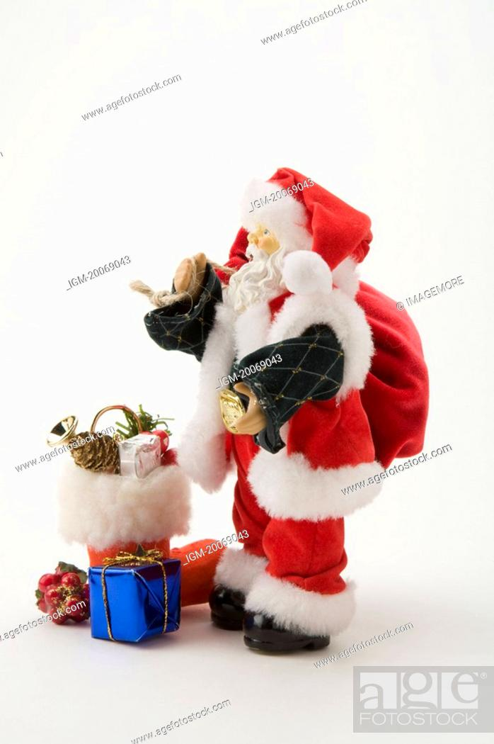 Stock Photo: Santa Claus.