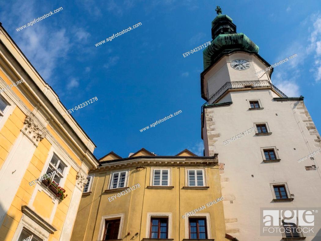 Imagen: bratislava in slovakia.