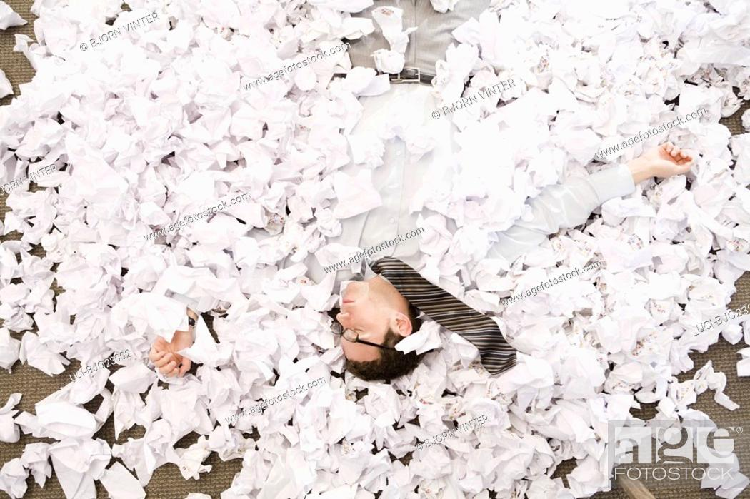 Image result for pile of crumpled paper