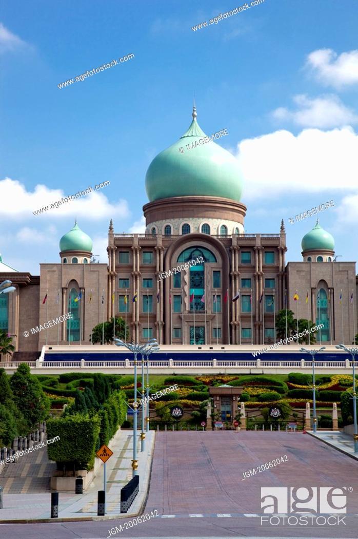 Stock Photo: Malaysia, Putrajaya.