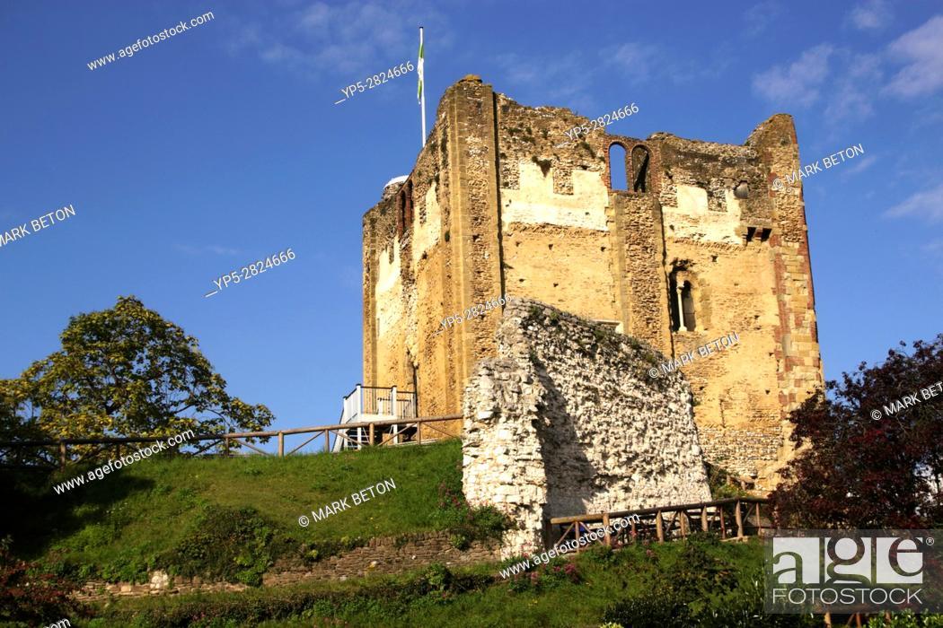 Imagen: Guildford Castle Surrey.