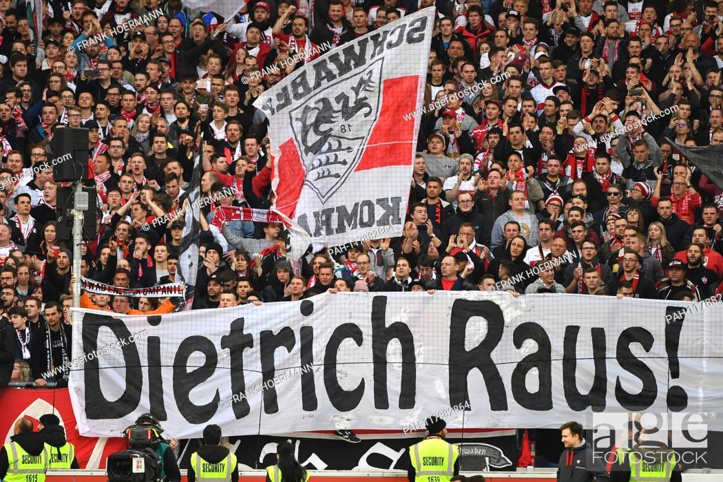 promo code 04cbb 75b91 Stuttgarter Ultras, fans, football fans, fan block challenge ...