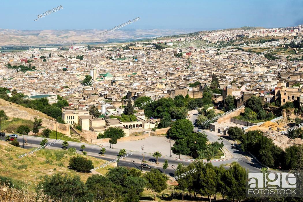 Imagen: Morocco, Fes, landscape.