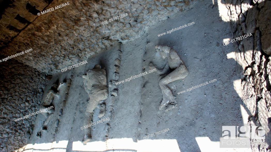 Stock Photo: Italy, Pompeii.