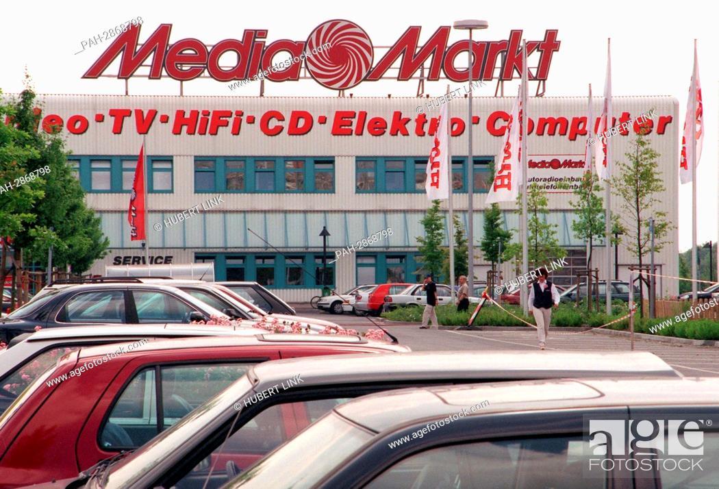View Of The New Media Markt Building In Berlin Berlin Berlin