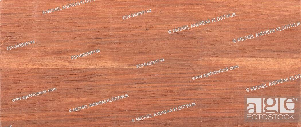 Stock Photo: Wood background - Wood from the tropical rainforest - Suriname - Coupia glabra Aubl.