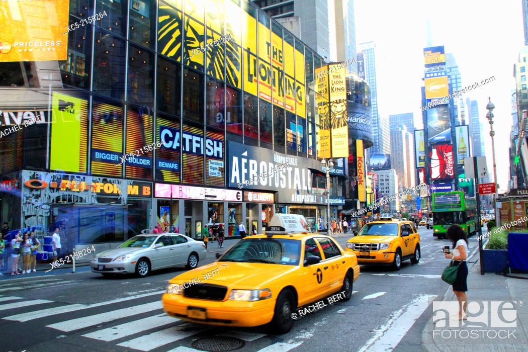Imagen: Urban Landscape, New York City, United States.