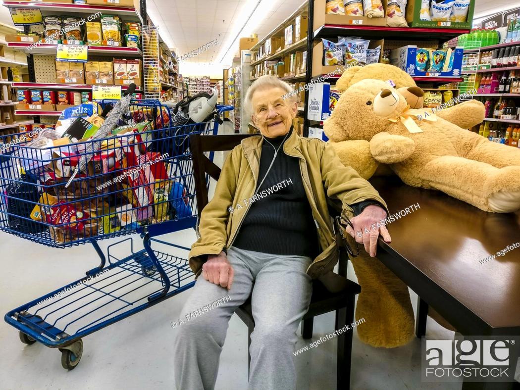 Torrington Ct Usa Shop Till You Drop Older Women Shopping