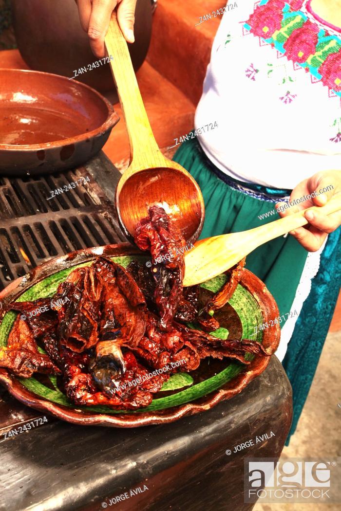 Imagen: Mexican food, .