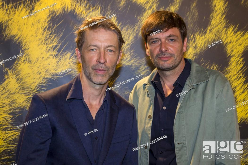 Imagen: Henner Winckler (l) and Ulrich Koehler pose at the photocall of 'Das freiwillige Jahr' during the Film Festival in Locarno, Switzerland, on 10 August 2019.
