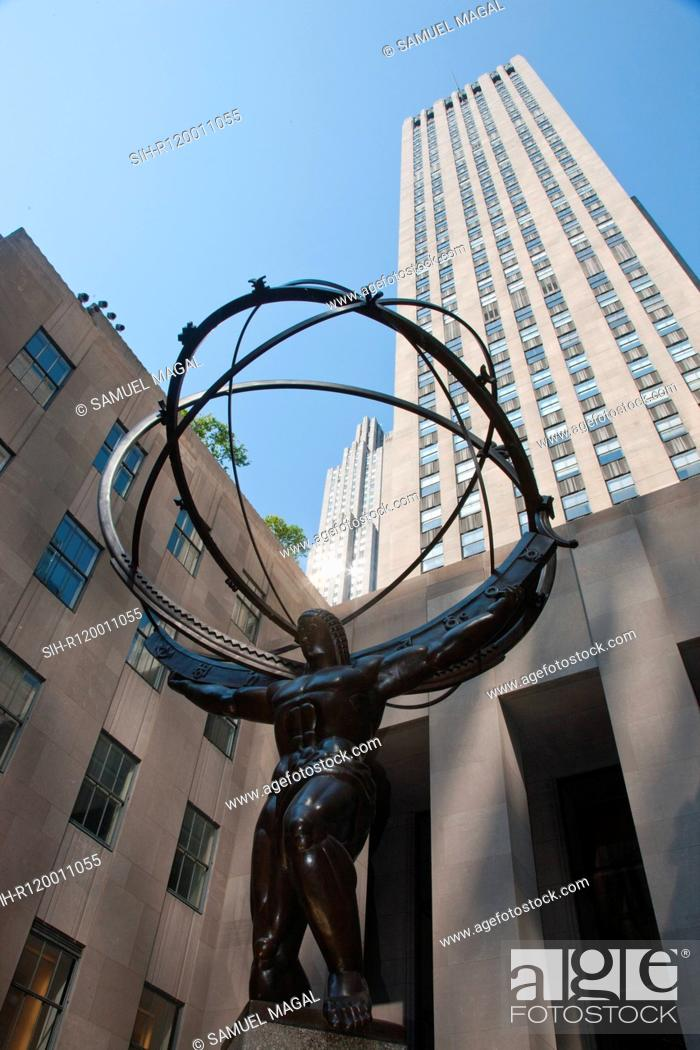 Stock Photo: USA, New York.