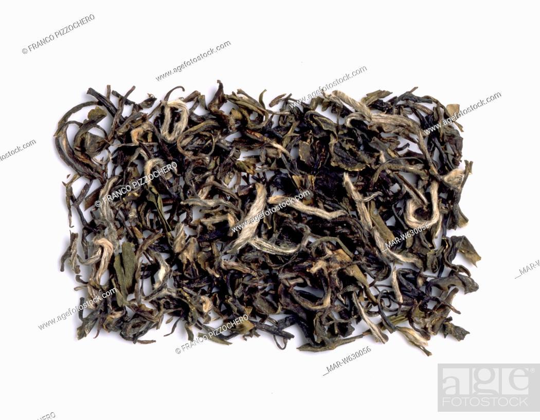 Stock Photo: sencha kiyomasa, green japanese tea.