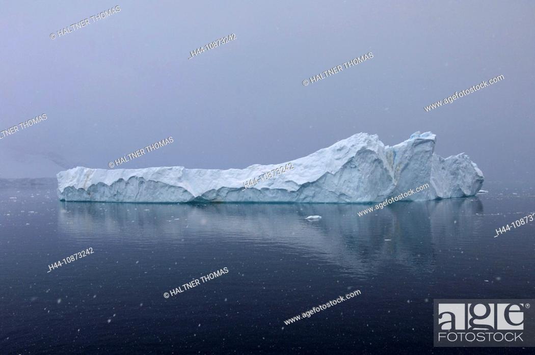 Imagen: Antarctica, Antarctic, Antarctica, Neko Harbour, sea, ice, iceberg.