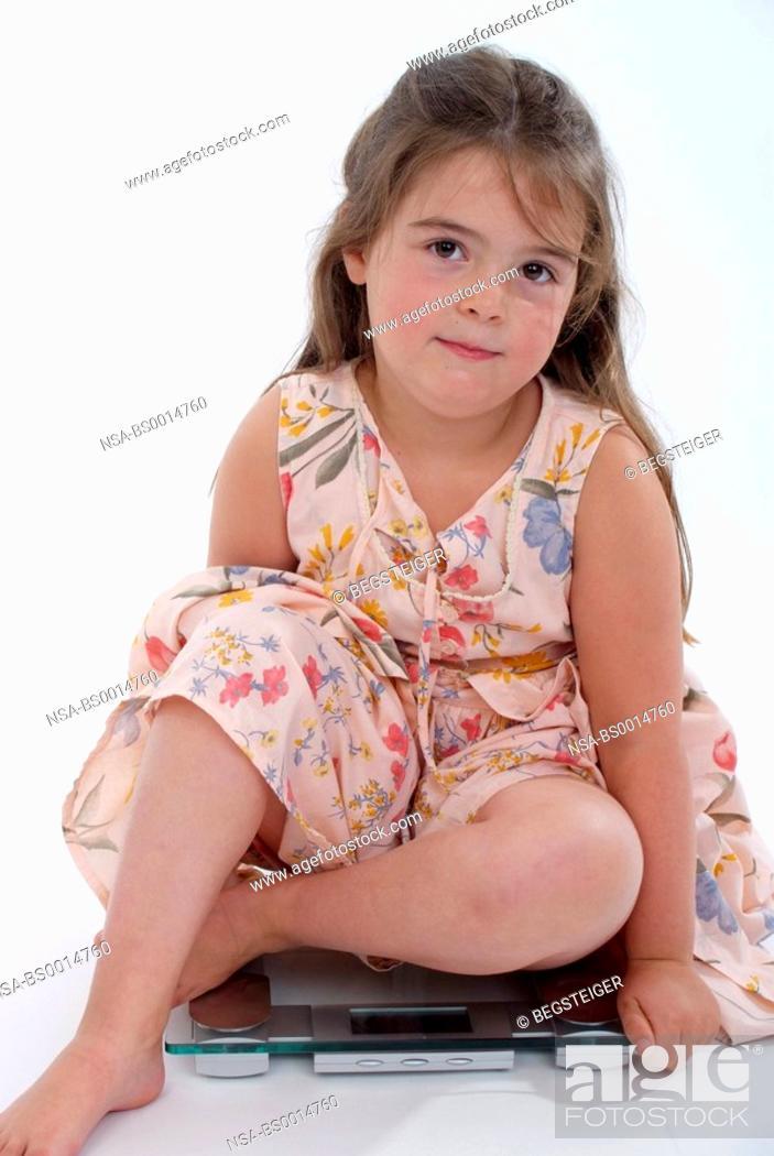 Chubby girl model
