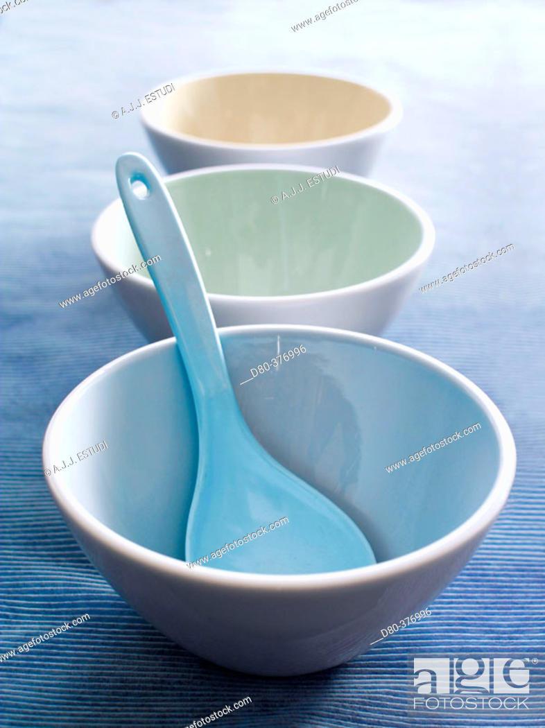 Stock Photo: Pottery.