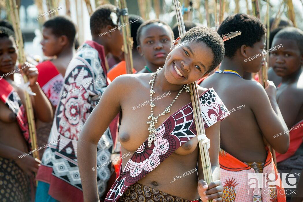 How The Pornographic Underworld Is Hijacking Swaziland's Reed Dance