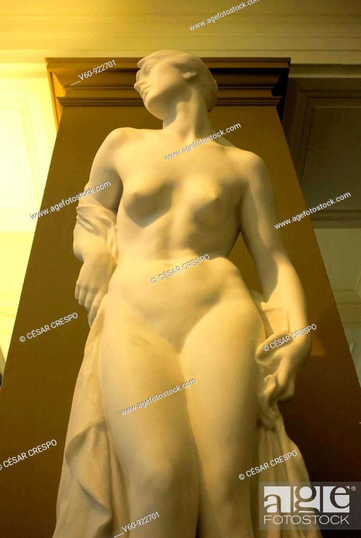 Stock Photo: -Art in Victoria & Albert Museum- London.