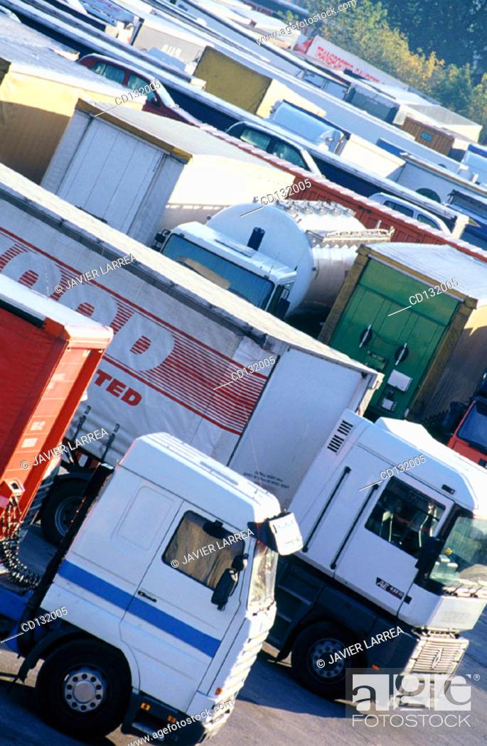 Stock Photo: Industry.