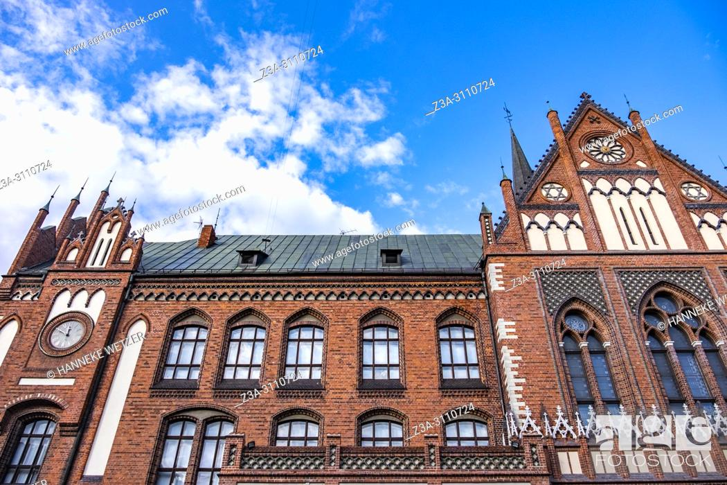 Imagen: Latvian Academy of Art in Riga, Latvia, Europe.
