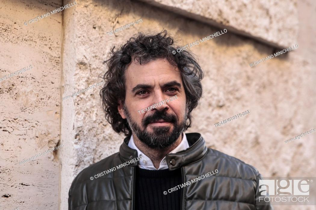 Imagen: The director Alvaro Brechner during the photocall, Rome, ITALY-09-01-2019.