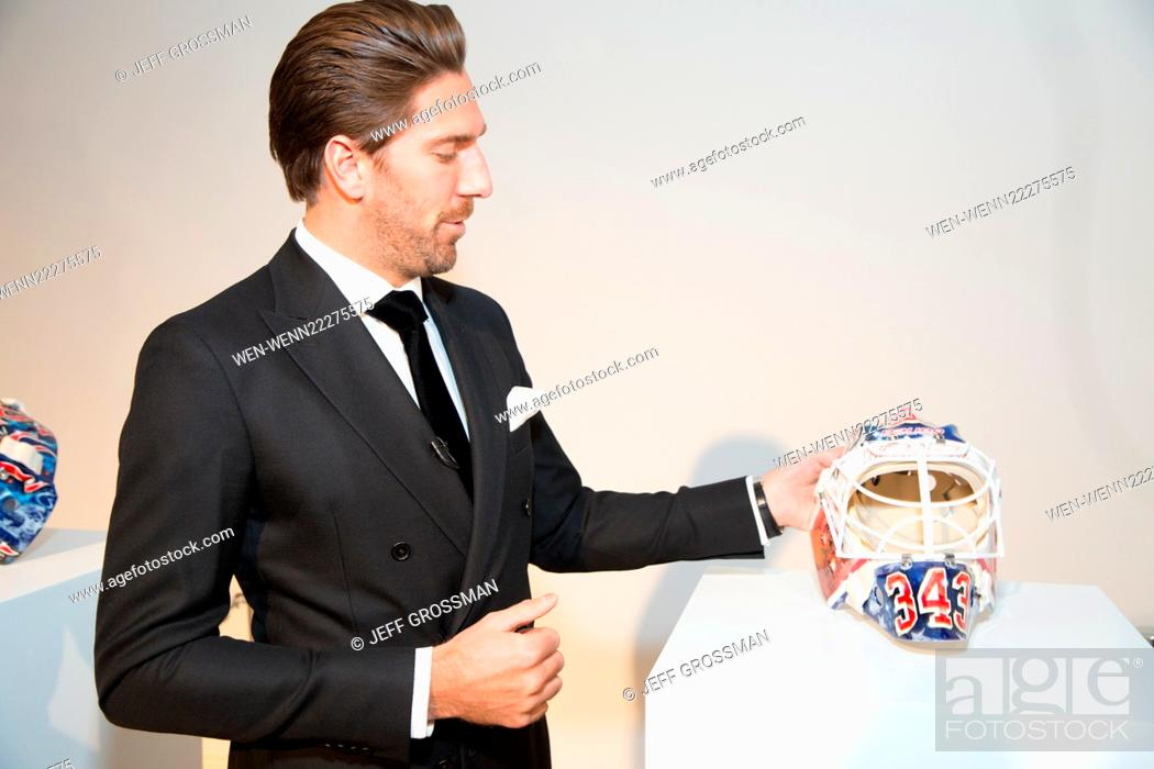 Behind The Mask With The Henrik Lundqvist Foundation With Crystal