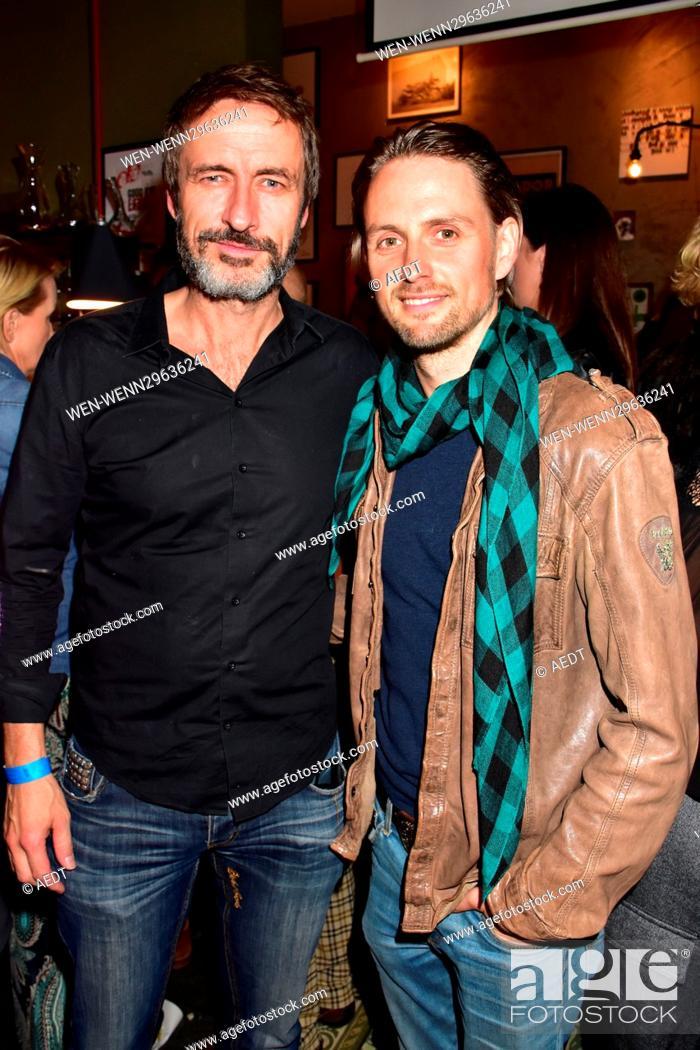 the best attitude 28c70 decaa Bar Raval online shop launch Featuring: Guido Broscheit ...