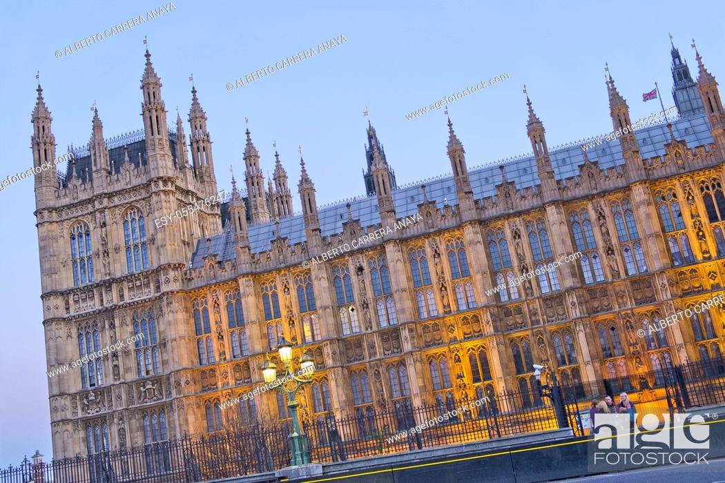 Imagen: Westminster Palace, London, England, Great Britain, Europe.