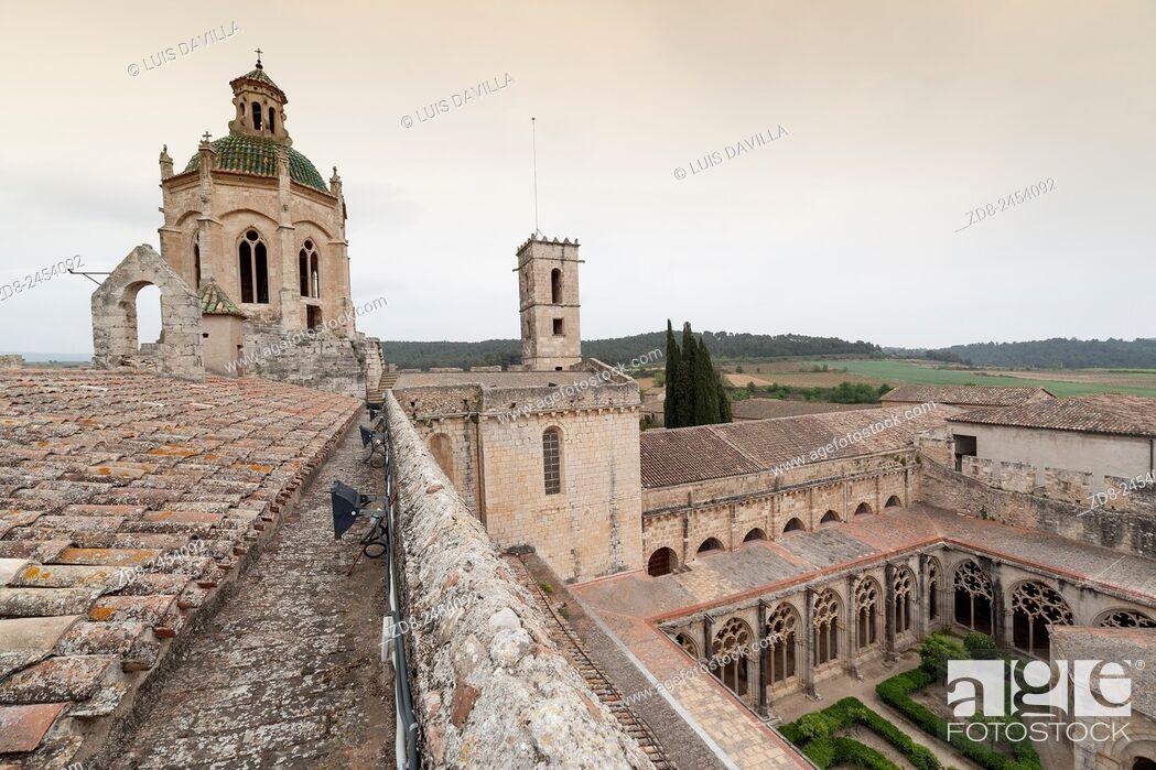Imagen: cister monastery of santes creus.