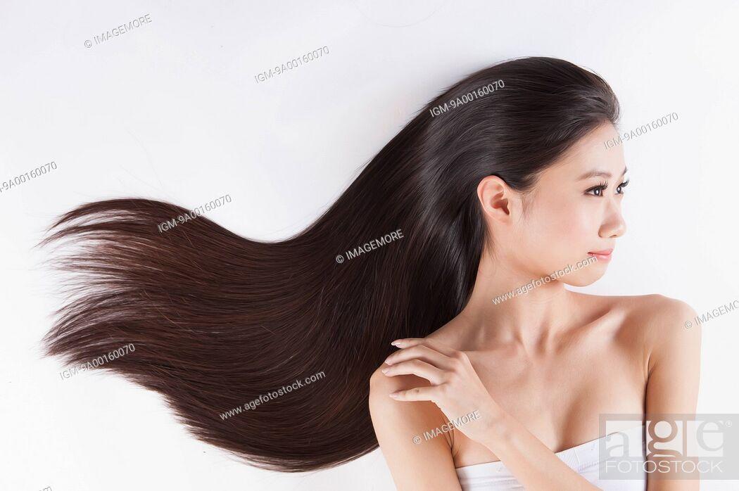 Imagen: Females, Hair Care,.