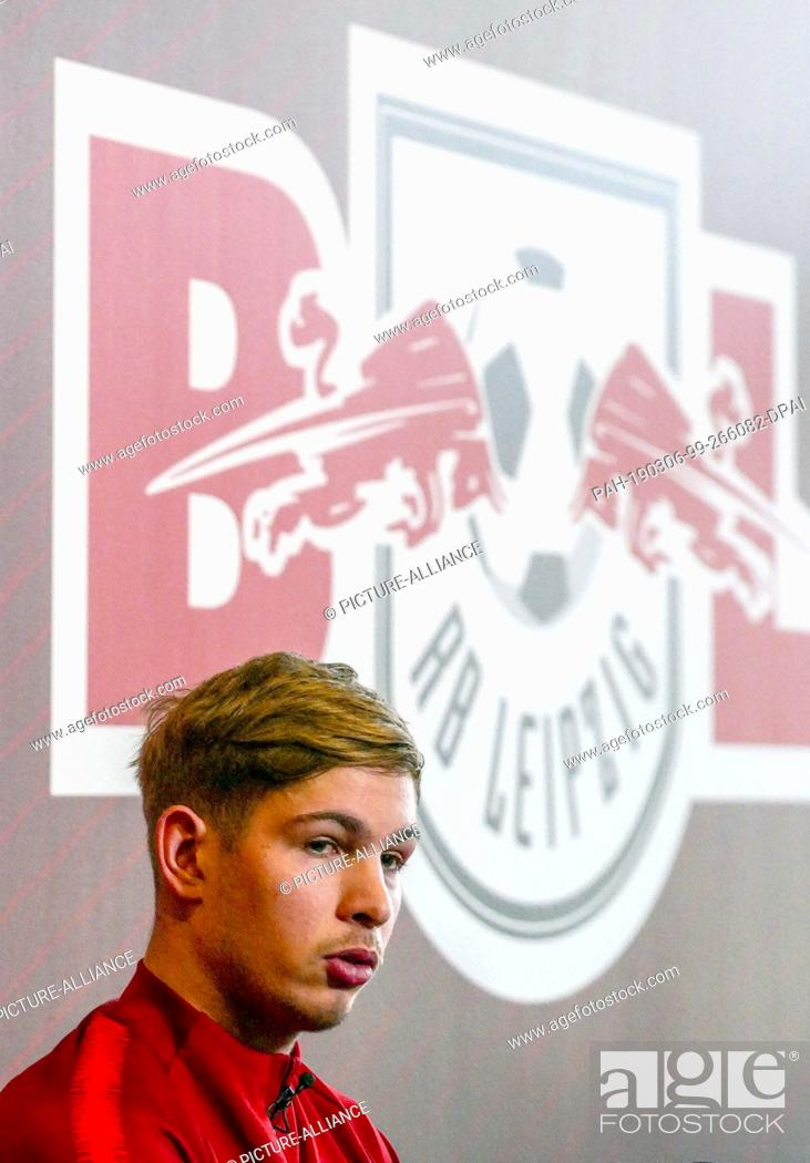 06 March 2019 Saxony Leipzig Emile Smith Rowe A Newcomer To Rb Leipzig From Fc Arsenal London Stock Photo Picture And Rights Managed Image Pic Pah 190306 99 266082 Dpai Agefotostock