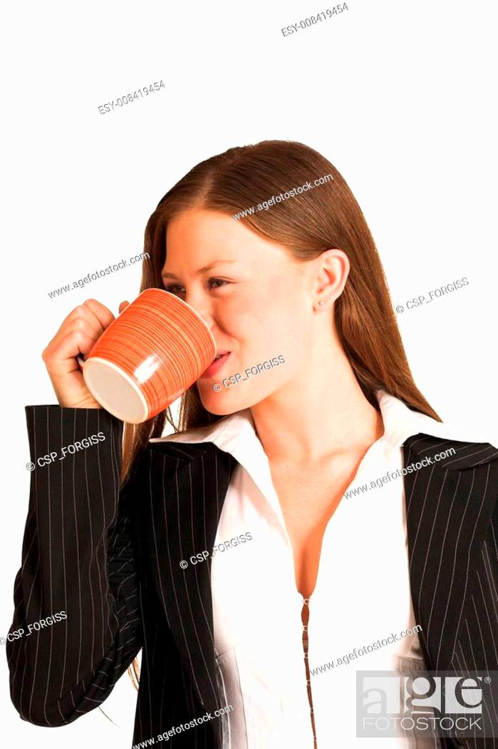 Stock Photo: Business Woman #214(GS).