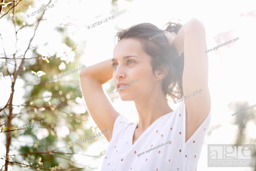 Imagen: Beautiful woman posing.