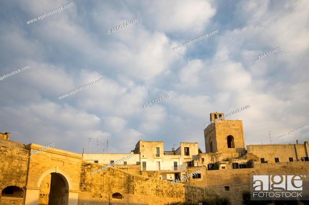 Stock Photo: Otranto, Apulia, Italy.