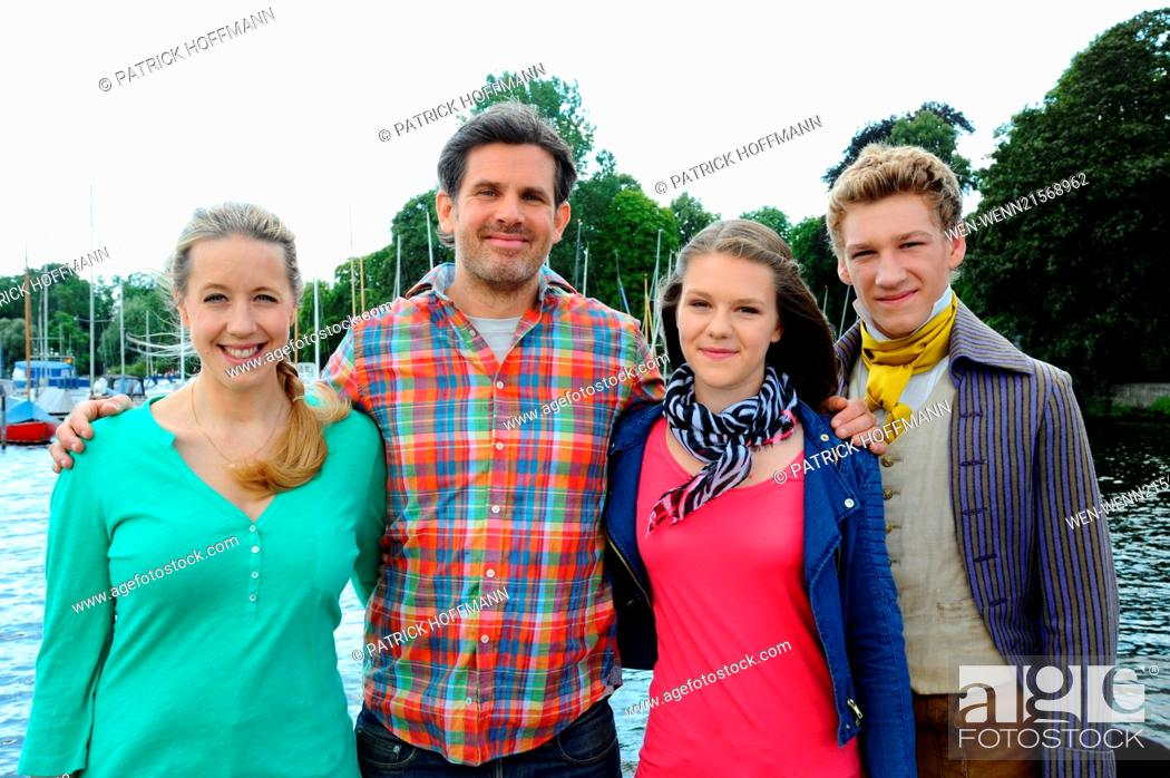 Disney Channel Germany Shooting Their First Own Tv Series Binny Und