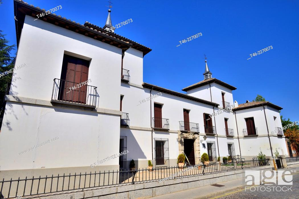 Casa palacio manuel de godoy villaviciosa de od n madrid province spain stock photo picture - Casas villaviciosa de odon ...