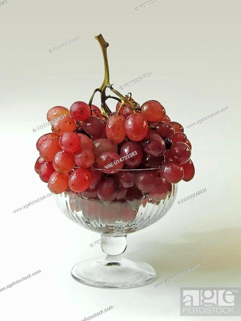 Stock Photo: Seedless, Grapes, Fruits, Fruit, Juice, Drink, Sweet.