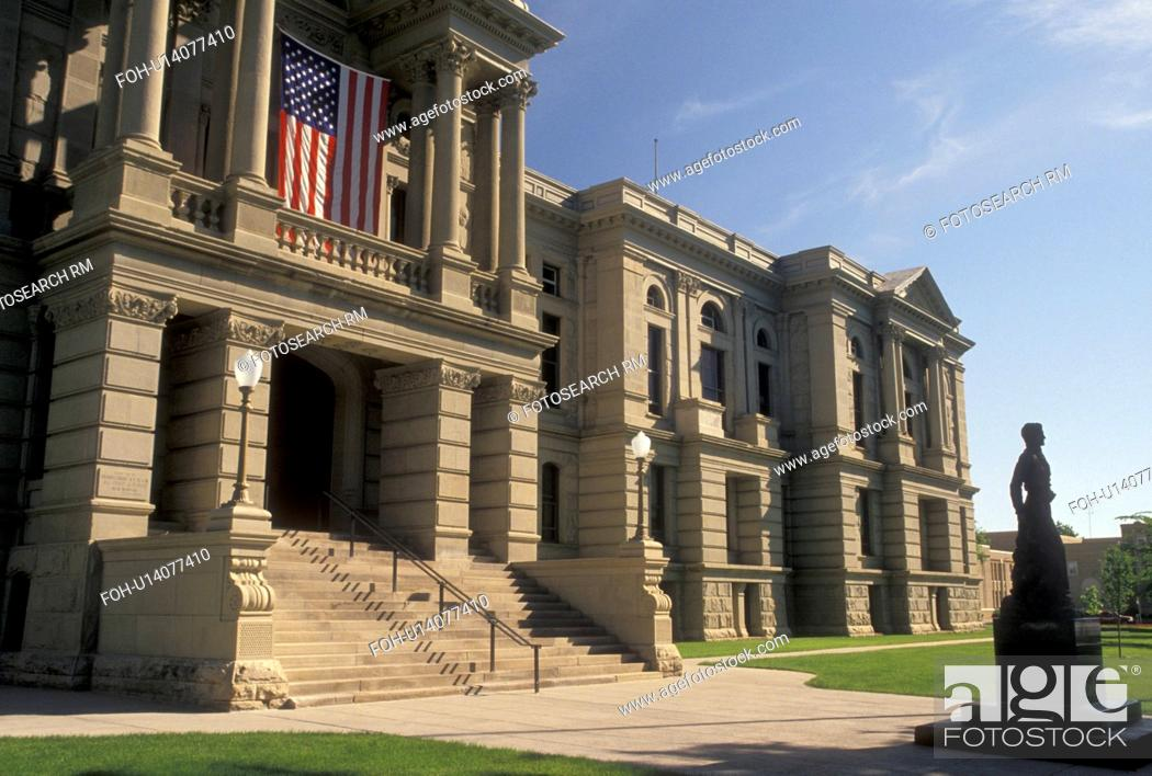 Cheyenne, WY, State Capitol, State House, Wyoming, The