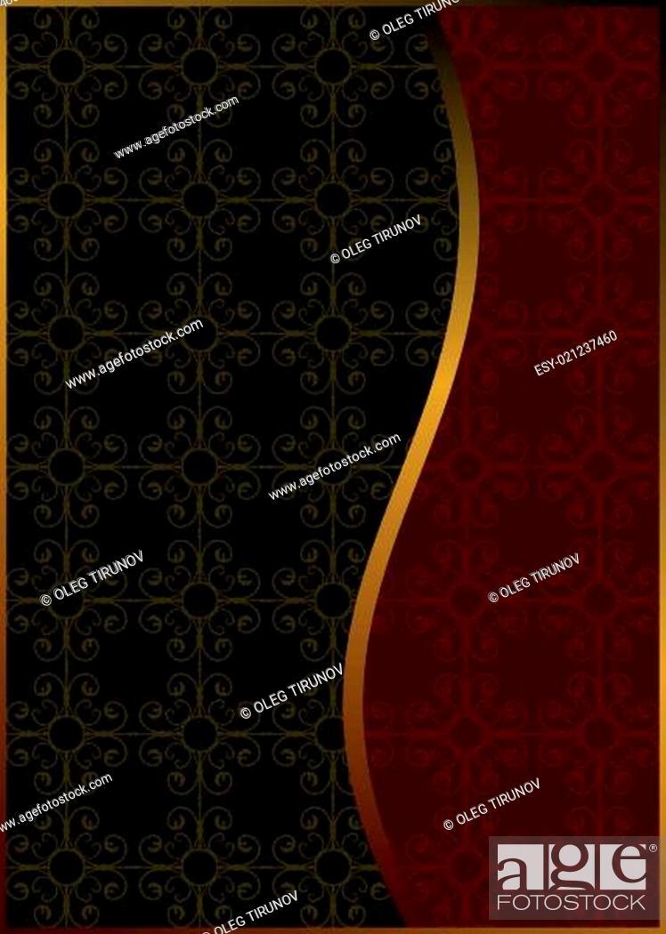 Imagen: Luxury background for design.