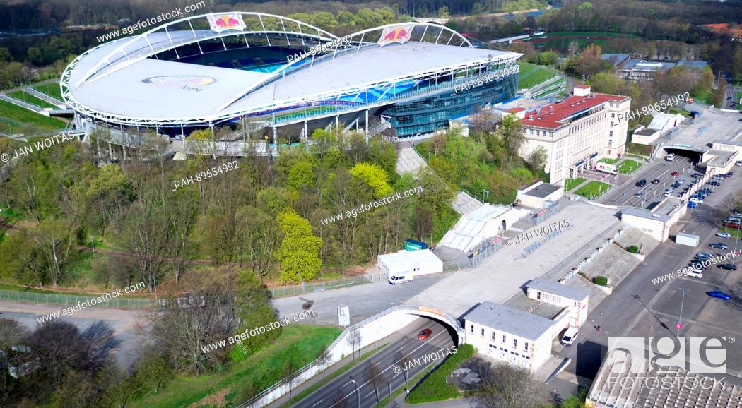 View Of The Red Bull Arena The Stadium Of Rb Leipzig In Leipzig Germany 6 April 2017 Stock Photo Picture And Rights Managed Image Pic Pah 89654992 Agefotostock