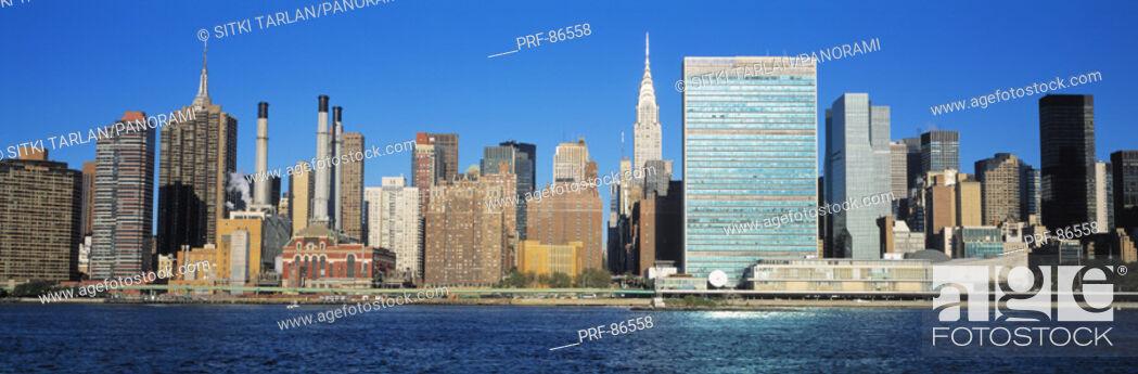 Stock Photo: New York City NY.