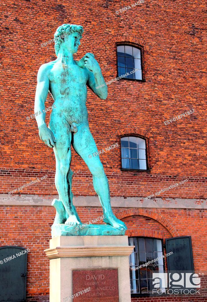 Imagen: David von Michelangelo.