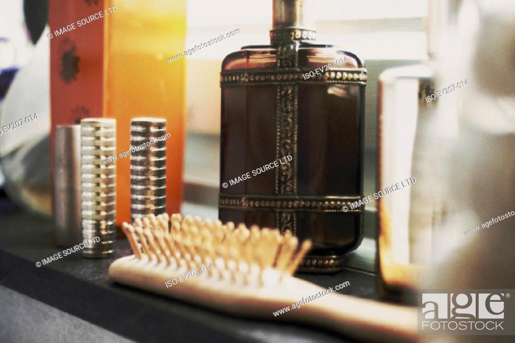 Stock Photo: Brushes.