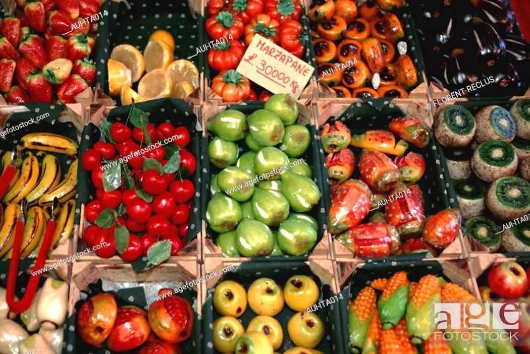Stock Photo: Italy - Sicily - Taormina.