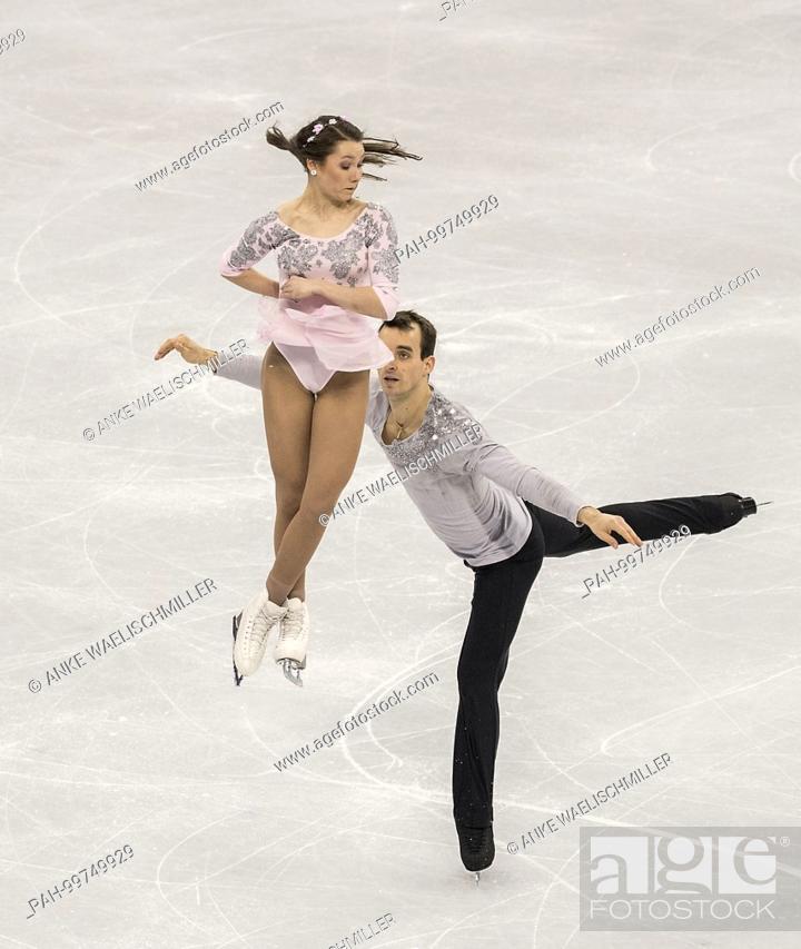 Sind eines der Eiskunstlauf-Paare Dating