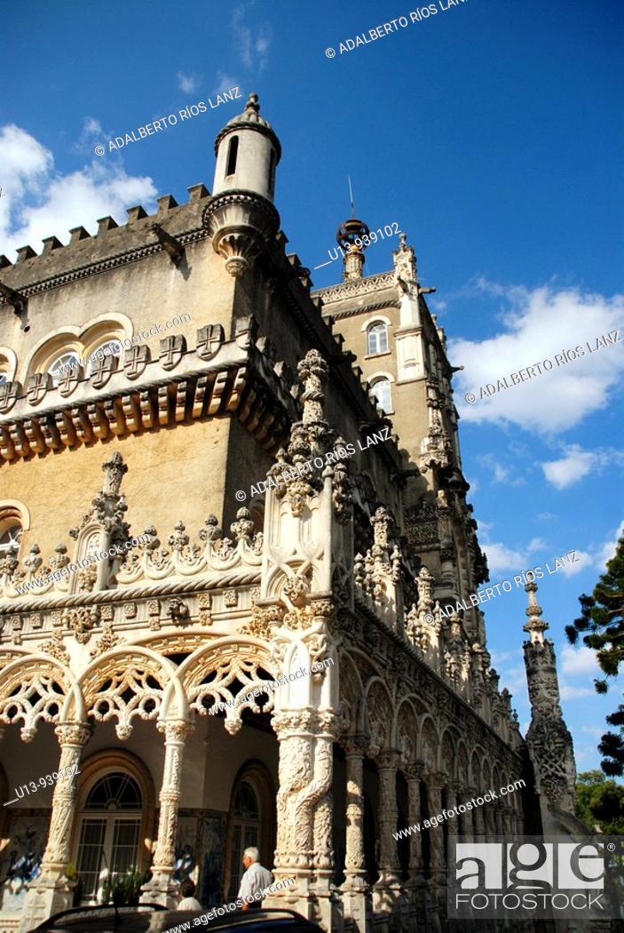Stock Photo: Bussaco, Beira, Portugal, Europe.