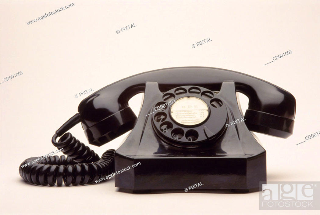 Stock Photo: Telephone.