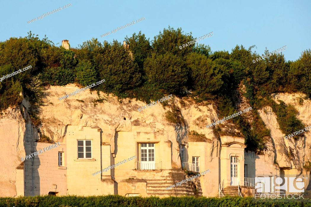 Cave Houses Hollowed Out Of The Tufa Stone Arts Trades Village