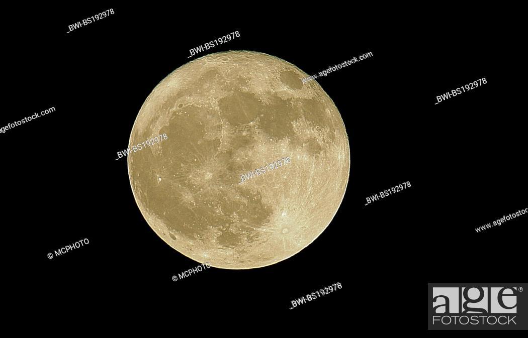 Imagen: full moon.